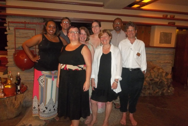 ~ Fallingwater Teacher Residency 2014 ~ group photo