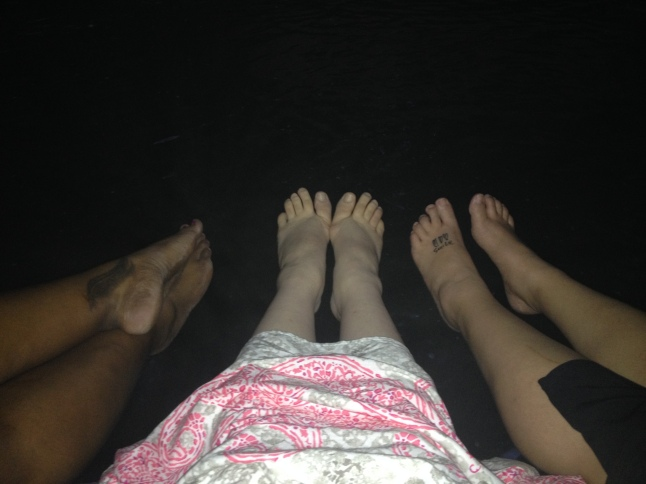 ~ Tammy, Tiera, & Angela feet